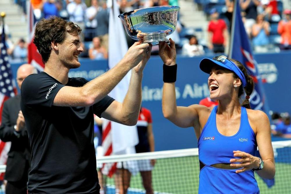 Martina Hingis remporte son 24e titre du Grand Chelem — US Open