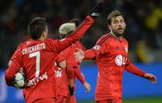 UEFA Champions League: Bate 1 - 1 Bayer Leverkusen