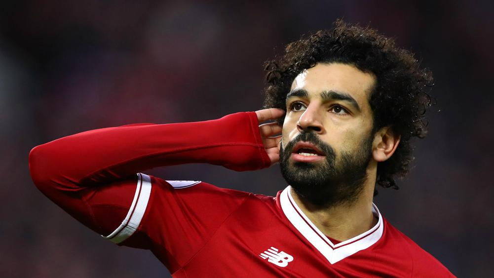 Liverpool captain pays tribute to POTY victor Salah