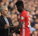 Mourinho hints at Manchester United-envy