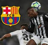 Barcelona Sign Emerson From Atletico Mineiro