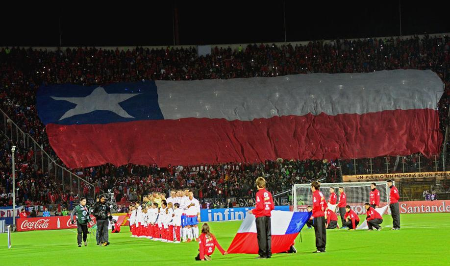Chile draw with Mexico in 6 goal thriller