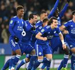 Leicester pips Saints to Carabao cup quarters