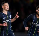 Foden: I'm learning from Silva and Kompany