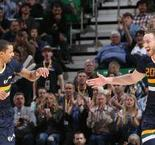 Le Jazz facile contre Detroit