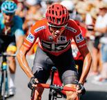 Froome adds 43 seconds to Vuelta lead as Lopez wins gruelling stage