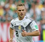 Kimmich says Germany was caught napping by Mexico