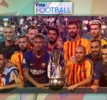 FIFA Football: Real Madrid and Barcelona in USA