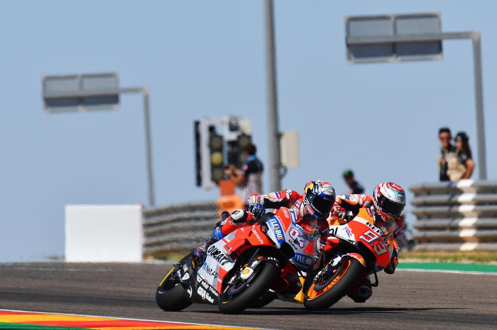 Thailand: Last Chance Saloon For Marquez's Rivals?