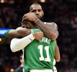 Irving: Reunion With LeBron Is Up To Celtics Management