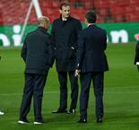 Allegri Expecting Physical Old Trafford Battle Against Mourinho's United
