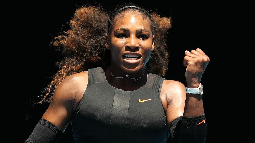 Serena Williams through to Australian Open QFs