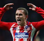 Simeone sternly rejects Griezmann speculation