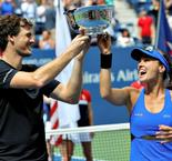 Double (Mixte): Hingis et Murray titrés