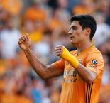 Raul Jimenez Spares Wolves Blushes in Injury Time