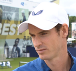 I'm lucky to be back playing tennis - Murray