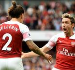 Arsenal Battle Back To Beat West Ham For Emery's Maiden Triumph