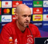 Ten Hag Hails Ajax Maturity Ahead Of Champions League Semifinal
