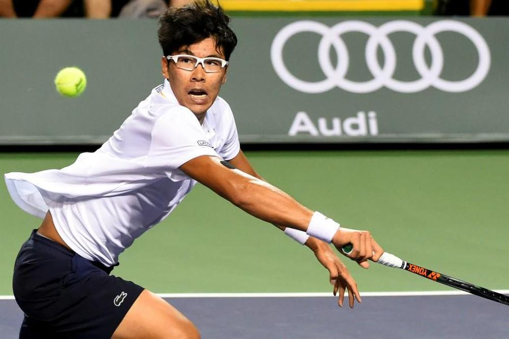 Indian Wells: Chung s'offre Berdych