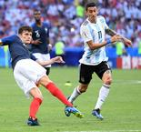 Pavard Volley Voted Best World Cup Goal