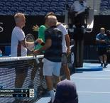 Australian Open: Men's Legends Doubles Final