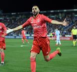 Benzema rescues point for Real Madrid
