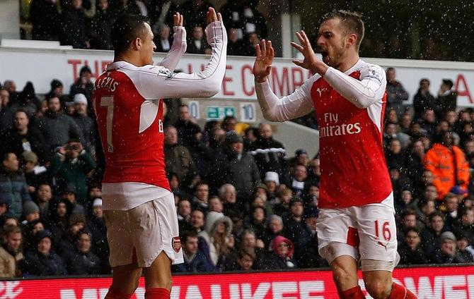 Coupe d 39 angleterre 1 8 finale arsenal fait des heures sup 39 hull - Classement coupe d angleterre ...