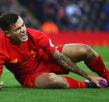 Coutinho out until January