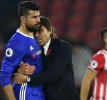 Chelsea Silent on Diego Costa- Antonio Conte Bust-up Reports