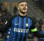 Inter 2 Atalanta 0: Icardi brace sends Spalletti's side second