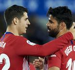 Costa, Morata fit for Atletico's trip to Barcelona