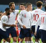 Barkley stars as rampant England hits five again