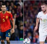 Busquets no better or worse than Dier – does Opta data back up Allardyce claim?