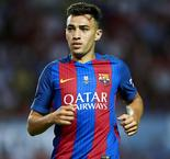 Roma in talks to sign Barcelona forward Munir