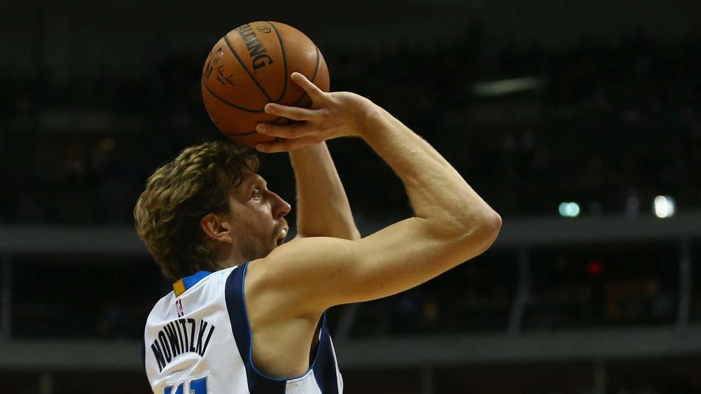 Dirk Nowitzki finalizing two-year deal with Mavericks