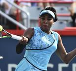 Venus leads seeds in Montreal