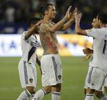 MLS Review: Ibrahimovic hat-trick inspires Galaxy comeback, NYC beaten