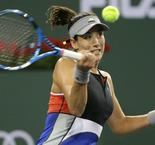 Vickery in amazing comeback against Muguruza, Halep advances at Indian Wells