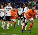 Dutch into Nations League semis after 2-2 draw with Germany