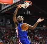 NBA - Summer League : Les Knicks retrouvent le sourire