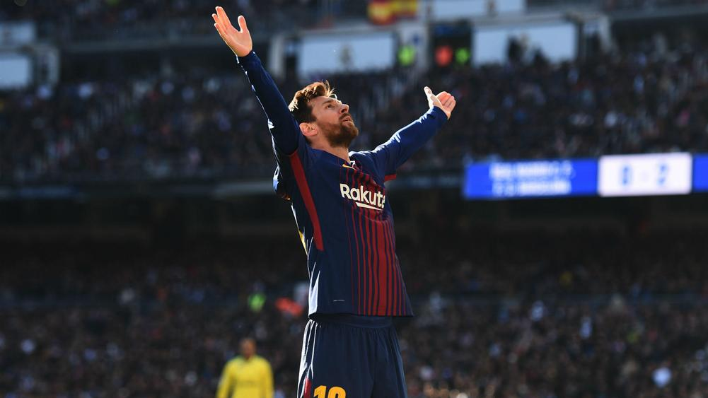 Lionel Messi's Unbelievable Record Breaking El Clasico Performance