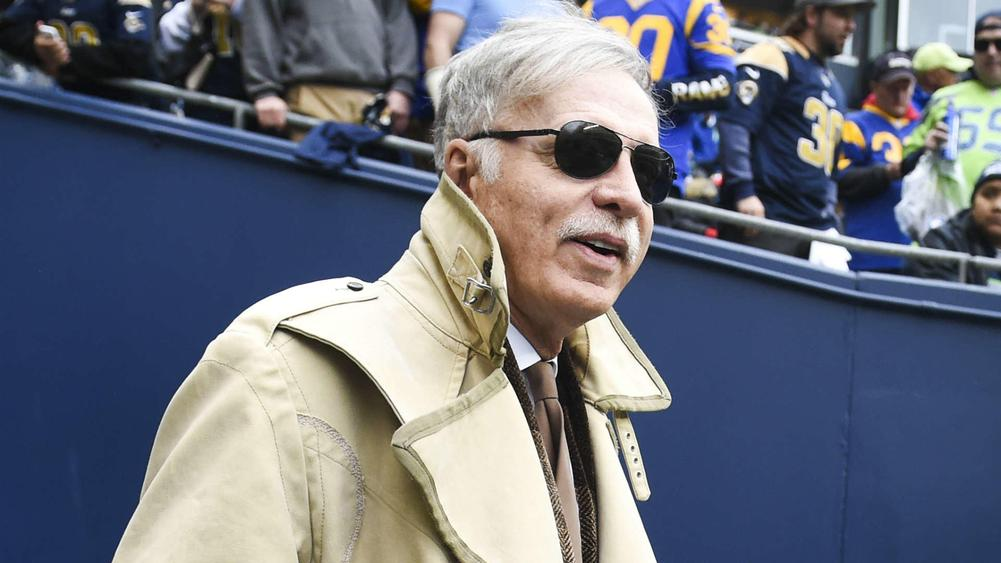 Stan Kroenke: Rams don't have 'true home-field advantage'