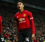 Lingard: Manchester United Holding On To Top Four Hopes