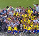 Brazil lifts first Copa America in over a decade