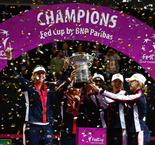 United States Wins 2017 Fed Cup World Championship