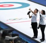 Women's Curling: Japan 10 Great Britain 3