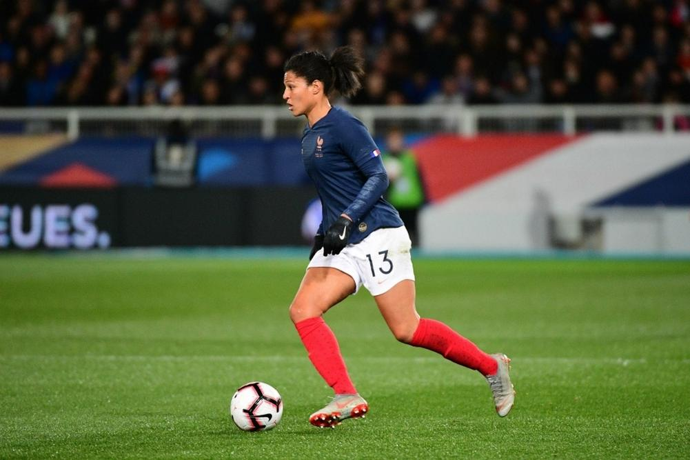 Amical: Les Bleues dominent la Chine