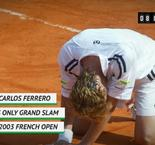 On This Day - Juan Carlos Ferrero wins 2003 French Open