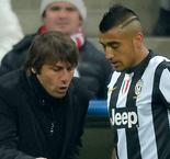 Arturo Vidal Not Planning To Reunite With Antonio Conte At Chelsea