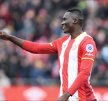 Olunga Scores Historic Hat-Trick In Girona Rout